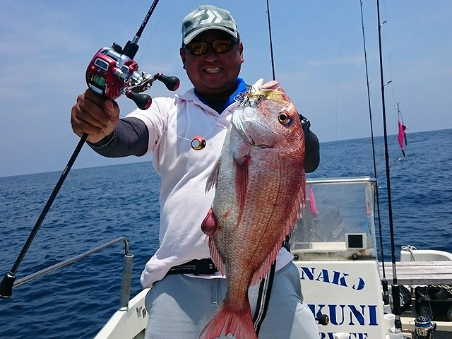 【Fishing Guide Service SEEKERS】北川船長
